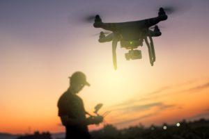 Filmy z drona